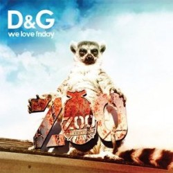 D & G ‎– We Love Friday