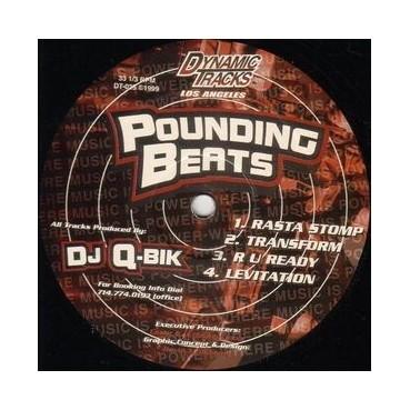 Q-Bik – Pounding Beats