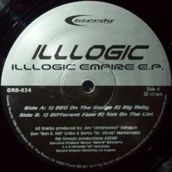 Illlogic ‎– Illlogic Empire E.P