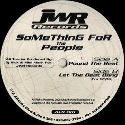 DJ Kick & Midi Mark – Something For The People