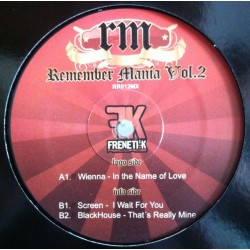 Various - Remember Mania 02(INCLUYE BLACKHOUSE & WIENNA¡)