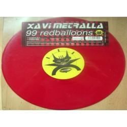 Xavi Metralla – 99 Luftballoons