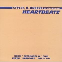 Styles & Breeze Feat. Karen Danzig - Heartbeatz(CANTADITO MUY BUENO 2004¡¡  DISCO DOBLE¡)