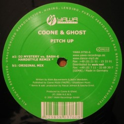 Coone & Ghost – Pitch Up