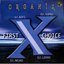 Organix – First Choice