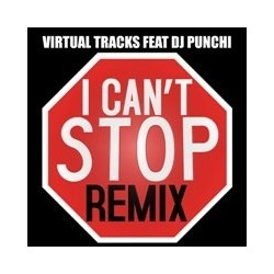 Virtual Tracks ‎– I Can't Stop (Remix)