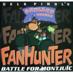 Fanhunter ‎– Battle For Montjuïc