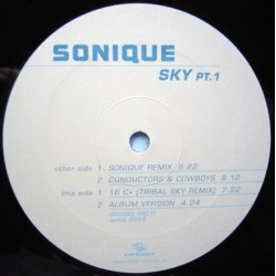 Sonique - Sky Pt. 1(REMIXES BUENOS,SE SALE¡¡¡¡)