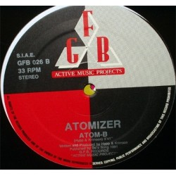 Atomizer ‎– Time To Time