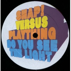 Snap vs. Plaything - Do You See The Light (BLANCO Y NEGRO)