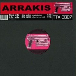 Arrakis ‎– The Spice