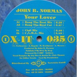 John B. Norman ‎– Your Lover
