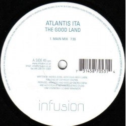 Atlantis Ita ‎– The Good Land
