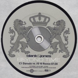 Blank & Jones ‎– Beyond Time (Remixes)
