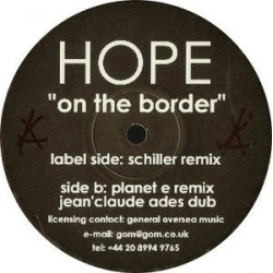 Hope ‎– On The Border (EDICIÓN INGLESA)
