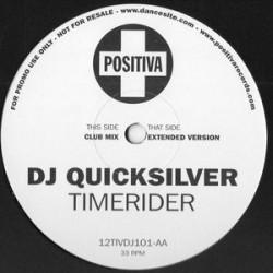 DJ Quicksilver – Timerider (POSITIVA)