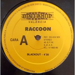 Raccoon ‎– Blackout