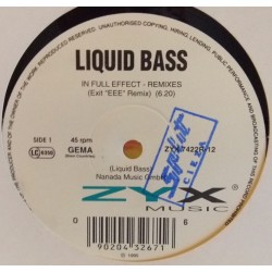 Liquid Bass – In Full Effect EP (Remixes)