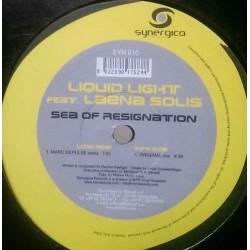 Liquid Light Feat. Laena Solis – Sea Of Resignation