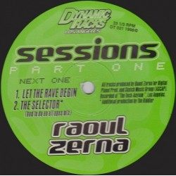 Dynamic Dual / Raoul Zerna – Sessions Part One