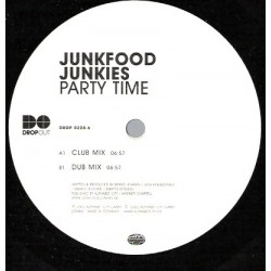 Junkfood Junkies ‎– Party Time