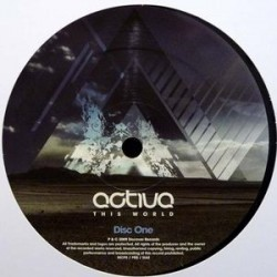 Activa ‎– This World - Sampler (Disc One)