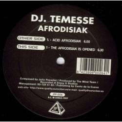 DJ Temesse – Afrodisiak