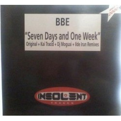 BBE ‎– Seven Days And One Week (Rmxs 2000)