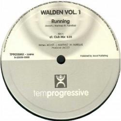 Walden  Vol. 1 - Running (TEMAZO ROCKOLA MISLATA & SCORPIA¡¡ )