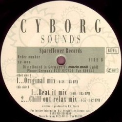 Cyborg ‎– Sounds