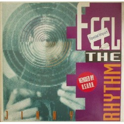 Jinny – Feel The Rhythm (U.S.U.R.A. Remixes)