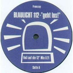 Blaulicht 112 - Geht Los
