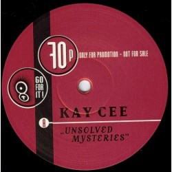 Kay Cee ‎– Unsolved Mysteries