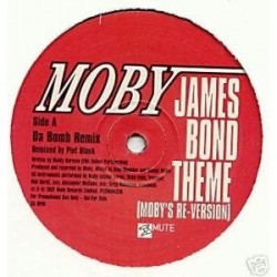 Moby – James Bond Theme (Moby's Re-Version) (2 MANO)