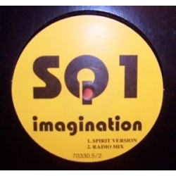 SQ-1 ‎– Imagination (REMIXES DANCE STREET)