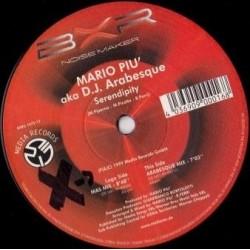 Mario Piu AKA DJ Arabesque – Serendipity