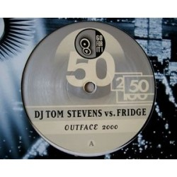 DJ Tom Stevens vs. Fridge ‎– Outface 2000