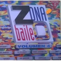 Zona D Baile Volumen 4