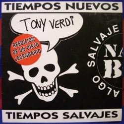 Tony Verdi - Tiempos Nuevos Tiempos Salvajes(2 MANO,REMEMBER 90'S)