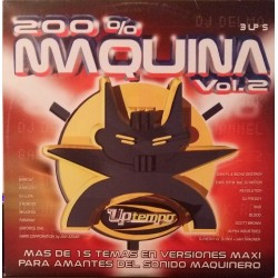 200% Maquina Vol. 2
