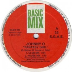 Johnny O - Fantasy Girl (BASIC MIX)