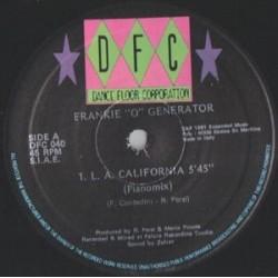 "Frankie ""O"" Generator – L.A. California"