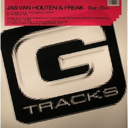 Jas Van Houten & The Freak - Din Dah (ORIGINAL + REMIXES)