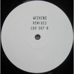 Bad Habit Boys – Weekend (Remixes)