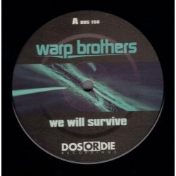 Warp Brothers  - We Will Survive