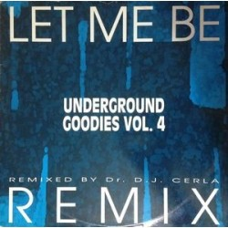 Cajmere – Underground Goodies Vol. 4