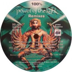 100% ‎– Power Of The Light (Remixes)