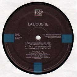 La Bouche - I Love To Love