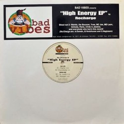 Re-Charge ‎– High Energy EP