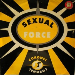 Coronel J. ‎– Sexual Force